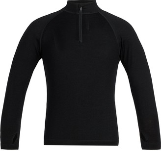 Icebreaker 260 Tech Long-Sleeve Half-Zip Top - Kids'