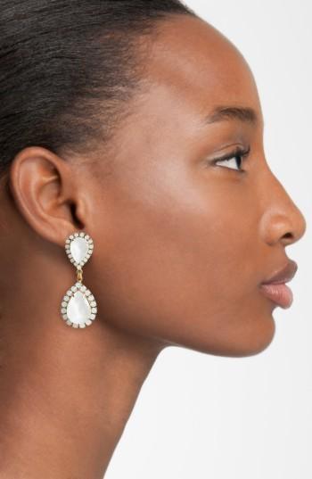 Women's Loren Hope Crystal Drop Earrings 3