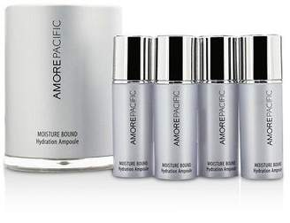 Amore Pacific NEW Moisture Bound Hydration Ampoule 4x(5ml) Womens Skin Care