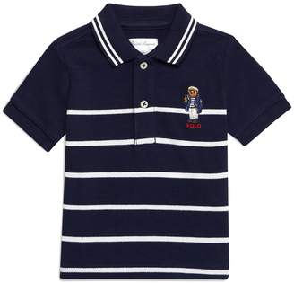 Polo Ralph Lauren Nautical Bear Polo Shirt