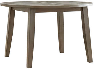 Inspire Q Torrey Pines Round Patio Dining Table