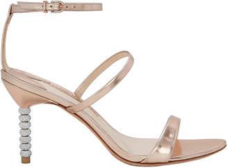 Sophia Webster Rosalind Crystal Heel Sandals