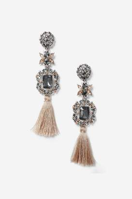 Topshop **Tassel Drop Earrings
