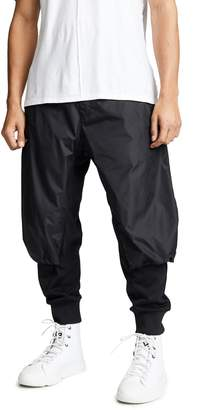 Y-3 Y 3 M Nylon Mix Track Pants