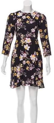 Yumi Kim Floral Mini Dress w/ Tags