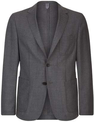 HUGO BOSS Lightweight Wool Jacket