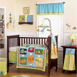 CoCalo Baby Baby Brooklyn 4-pc. Crib Bedding Set