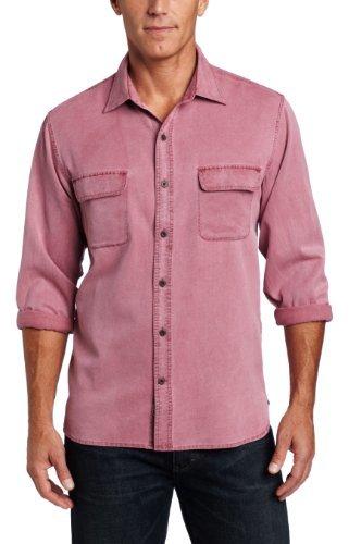 Nat Nast Men's Long Sleeve Havana Cloth