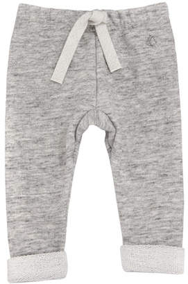 Petit Bateau Telel Cotton Sweatpants, Baby Boy Size 3-36 Months