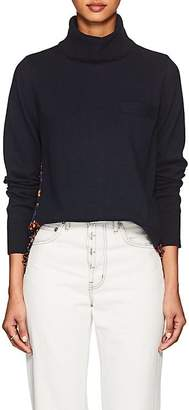 Sacai Women's Reyn Spooner Wool Swing Sweater