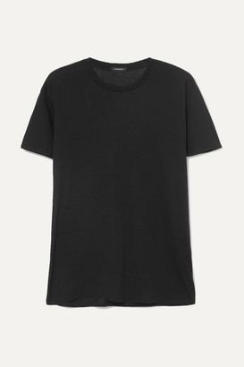 R 13 Boy Cotton And Cashmere-blend T-shirt
