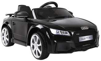 Tiffany Saidnia Big Fun Club Audi RS Kids' Ride-On Car