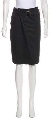 Gunex Knee-Length Pencil Skirt