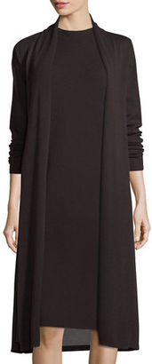 Eileen Fisher Washable Wool Kimono Duster Cardigan $298 thestylecure.com
