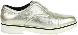 Nicholas Kirkwood Leather trainers