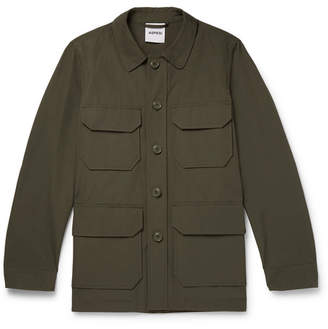 Aspesi Cotton-Blend Field Jacket