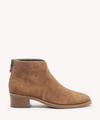 Soludos Women's Venetian Bootie Mules Tan Size 6 Leather From Sole Society