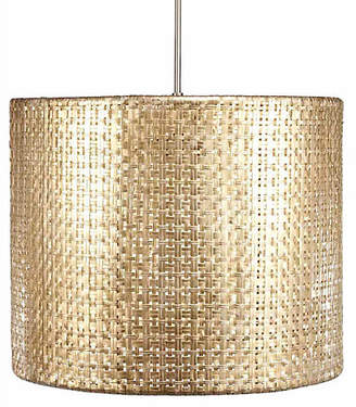 Selamat Seline Drum Pendant Light - Metallic