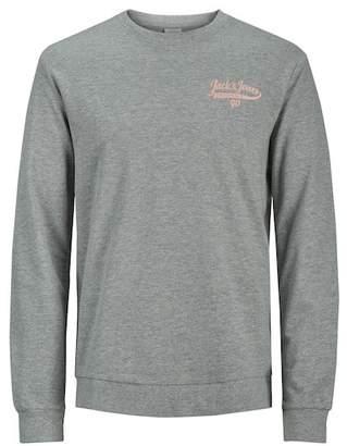 Jack and Jones Galions Crew Neck Sweatshirt