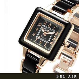 Bel Air [ベルエア 腕時計 DNS1 (ブラック) レディース