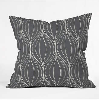 Deny Designs Khristian A Howell Granted Throw Pillow