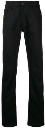 Prada five pocket trousers