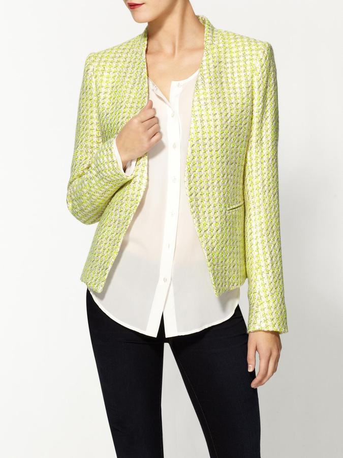 Theory Lanai Wool Blend Jacket