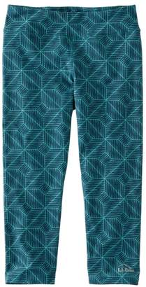 L.L. Bean L.L.Bean Women's Boundless Performance Capris, Print