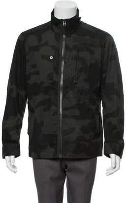 G Star Camo Utility Jacket