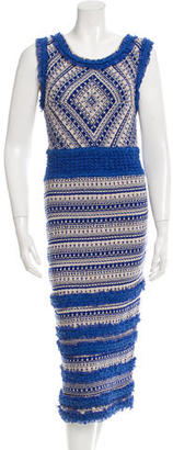 Rachel Roy Crochet Sleeveless Dress w/ Tags $200 thestylecure.com