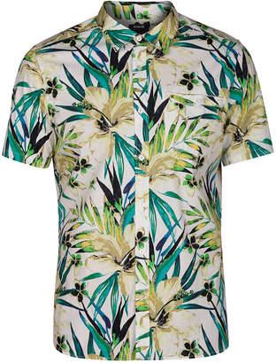 Hurley Men's Garden Top Button-Down Shirt