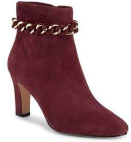 Maggie Leather Booties