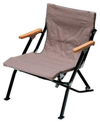 snowpeak Low Chair Short Gray