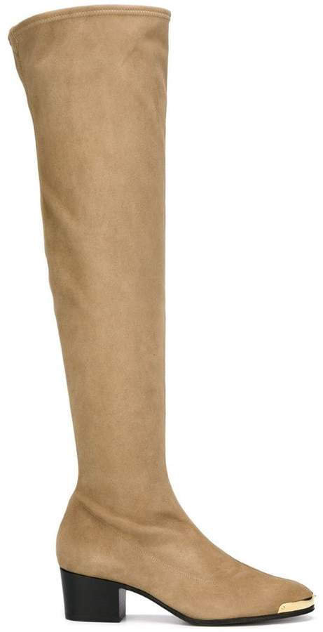Giuseppe Zanotti Design over the knee boots