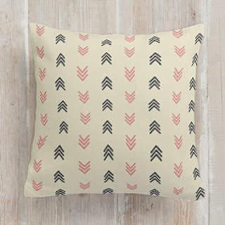 stache + kiss-1 Self-Launch Square Pillows
