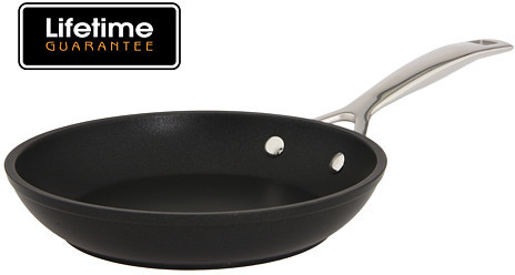 "Le Creuset Forged Hard-Anodized 8"" Shallow Fry Pan"