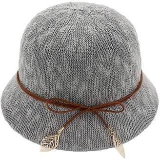 aadab85f266 at Amazon Canada · Cloche doublebulls hats Bucket Hat Hat Ladies Girls  Bowknot Outdoor Beach Summer Sun Hat