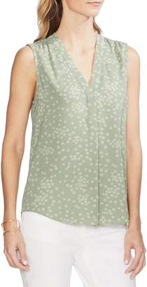Vince Camuto Ditsy Showers Blouse