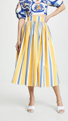 Tata-Naka Tata Naka Gathered Skirt