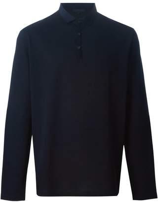 Lanvin classic collar jumper
