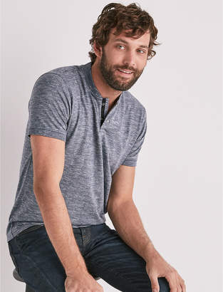 Lucky Brand Stretch Grindle Henley