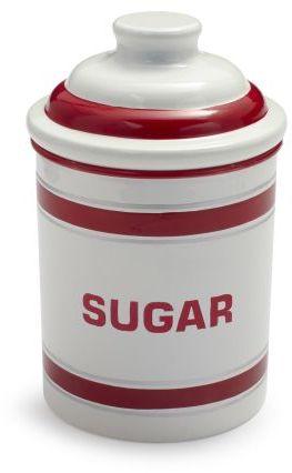 Sur La Table Metal Sugar Canister
