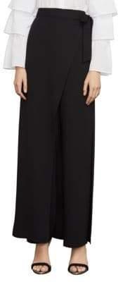 BCBGMAXAZRIA Hilaria Wrap-Front Pants