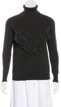 Haute Hippie Wool Turtleneck Sweater