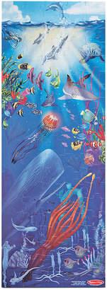 Melissa & Doug Kids Puzzle, Under the Sea 100-Piece Floor Puzzle