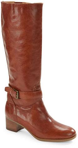 Nine WestNine West Vani Leather Riding Boots