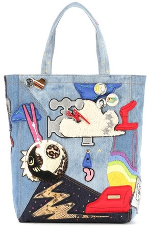 Marc Jacobs Marc Jacobs Denim shopper