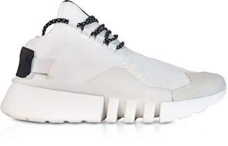 Y-3 Y 3 White Nylon Ayero Sneakers