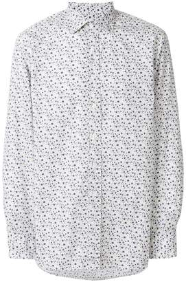Lardini floral print shirt