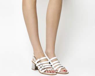 Office Manilla Strappy Heels
